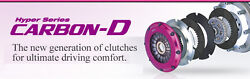 Exedy Carbon-d Twin Plate Clutch Kit For Lancer Evolution Viii Mrct9a 4g63