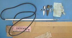 Nors Antenna Concealed Type Antique Cars 1940and039s-1950and039s With Attaching Parts