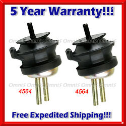 M307 Fits 2000-2009 Honda S2000 2.0l 2.2l Front Left And Right Motor Mount Set 2pc