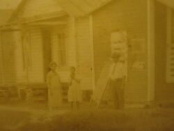Antique Coca Cola Signs African American Neighborhood Southern Origin Old Photo
