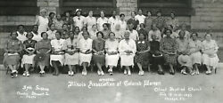 African American Il Assoc Of Colored Women Oldest Baptist Chicago Church Photo