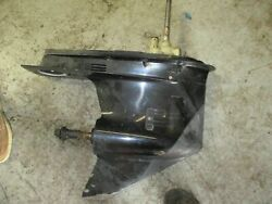 2005 Mercury Yamaha 225 Hp 4-stroke Lower Unit Outboard Gear Case Parts Only