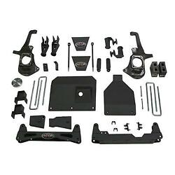 Fits 11-17 Gm 2500hd 4wd Country Country 6 Lift Kit..