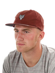 O'Neill Baseball Cap Roof Cap Leisure Cap Red Gray Wolf Embroidery
