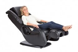 New Human Touch Wholebody 7.1 Black Electric Robotic Massage Chair Recliner