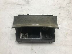 07 08 09 Mercedes E63 W211 Amg Cigarette Ash Tray Assembly Complete Front Rear