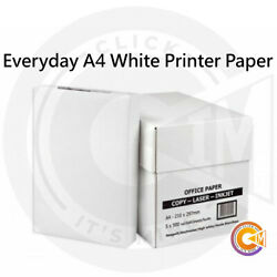 Everyday A4 White
