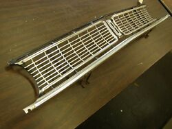 Oem Ford 1968 Falcon Grille - Strait Used