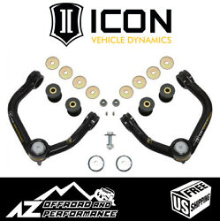 Icon Tubular Delta Joint Control Arm Kit For 95.5-04 Toyota Tacoma 96-02 4runner