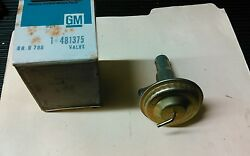 Cadillac 1971 To 76 Gm 481375 Heater Water Control Valve Nos