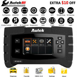 Automotive Full Systems Obdii Diagnostic Scanner Abs Srs Sas Epb Bcm Scan Tools