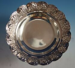 Aztec Rose By Sanborns Mexican Mexico Sterling Silver Candy Dish 1780