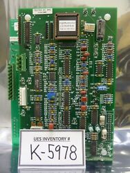 Sandc Electric 4126-7 Power Supply Control Board Pcb 005-126-3r1 4114-3 Used