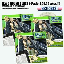 Exotic Weapons 2021 Gun Calendar - 3 Pack 54.99 With Sandh Usmc Soldier Gift