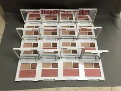 144 X Clinique Jonathan Adler Makeup Eye All About Shadow Blush Duo Palette New