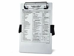 Redesigned Ifr Pilot Kneeboard From Asa P/n Asa-kb-2a