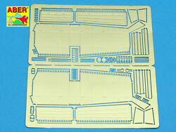 1/35 Aber 35a83 Stowage Boxes For Us Wwii M8 Greyhound And M20