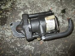 2000 Evinrude Ficht 200hp Outboard Starboard Fuel Injector 5001471
