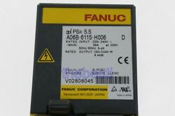 1 Pc Used Fanuc A06b-6115-h006 Power Supply Module In Good Condition
