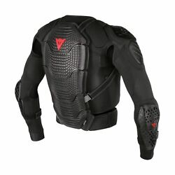 Armoform Manis Safety Jacket Heavy Duty With Removable Back Protector Black Xl