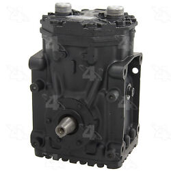 4 Seasons 57068 REMAN YORK 209-210 COMPRESSOR WO CLUTCH