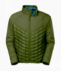 NEW NORTH FACE Thermoball Duo Jacket Men's M Scallion Green Warm Light MSRP $230