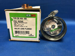 Emerson Climate Technologies Thermal Expansion Valve 062349 R22 26Ton VLF TXV