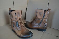New in Box J75 by Jump  Men's Thunder Tan Combat Boots