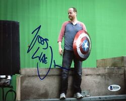 Joss Whedon The Avengers Authentic Signed 8x10 Photo Autographed Bas B91855