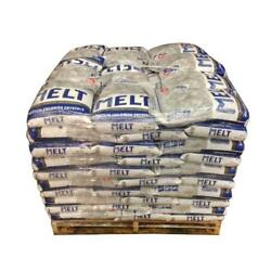 Snow Joe Melt 25 lb. Calcium Chloride Crystals Ice Melter (Pallet of 100 Bags)