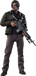 Resident Evil 6 Leon S Kennedy 1/6 Action Figure 12 Hot Toys Sideshow Vgm22