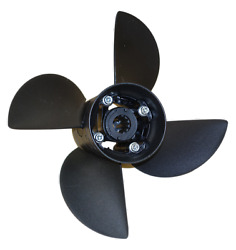 Propeller For Force 25hp Outboard 10.4 X 12-16 Adjustable Pitch Propulse 4902