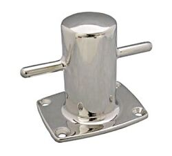 Bollard Cleat Cast Stainless Steel Aisi 316 90mm X 90mm