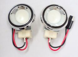 1969 1970 Ford Mustang Fastback Interior Lamp Light Kit Assembly 69 70 New