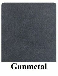 20 Oz Cutpile Marine Outdoor Bass Boat Carpet 1st Quality 8.5and039 X 24and039 Gun Metal