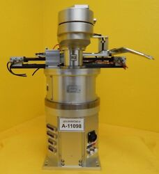 Sinfonia Technology Sce92100137 Dual Arm Wafer Handling Robot Untested As-is