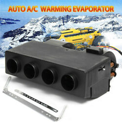 Universal 12V Car Truck Heater Under Dash AC Air Conditioner Defroster Demister