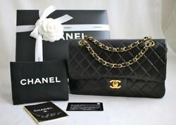 AUTHENTICATED! CHANEL 10