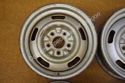 Original 1967 Corvette 15 X 6 Big Dc Stamped Rally Wheels 67 Kelsey Hayes Kh