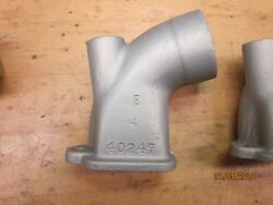 Continental O-200 C-90 C-85 Intake Elbow Cylinder 2 And 3 Pn 40247