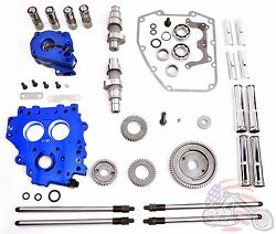 Andrews Feuling Gear Drive Driven Big Twin Cam Camshaft Kit Harley Touring 21g