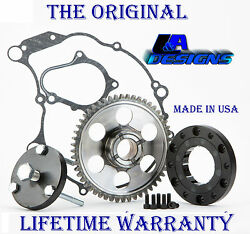 2005 L&A Designs Raptor 660 One Way Starter Clutch bearing with gear & puller