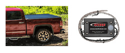 Retrax Tonneau Cover for Nissan Frontier w 6' Bed & Access Motion LED Light