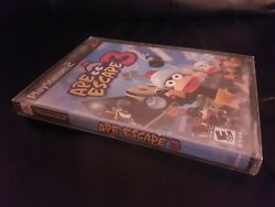 Ape Escape 3 [ps2] [playstation 2] [2006] [brand New Factory Sealed]