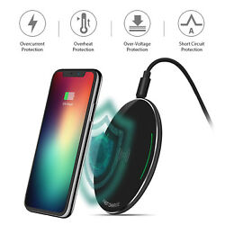 Genuine Qi Wireless Charger With Excellent Sensitivityandspeed For Apple Iphone X