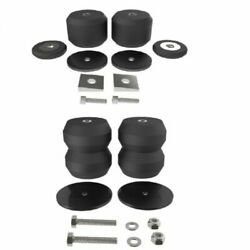 Timbren Front And Rear Ses Suspension Upgrade For Silverado 1500/sierra 1500 4wd