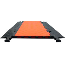 Extreme Rubber Cable Protectors - Low Profile Design - 3 And 5 Channel Options