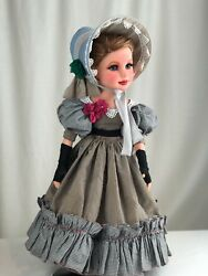 Repainted Reborn Bfc Ink Doll - Queen Victoria Style