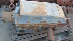 Falk Right Angle Gearbox 5hp Model 2050yb3-a Input Rpm 1750 Output Rpm 30