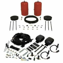 Air Lift Control Air Spring And Dual Path Leveling Kit For Ford F-450 Super Duty